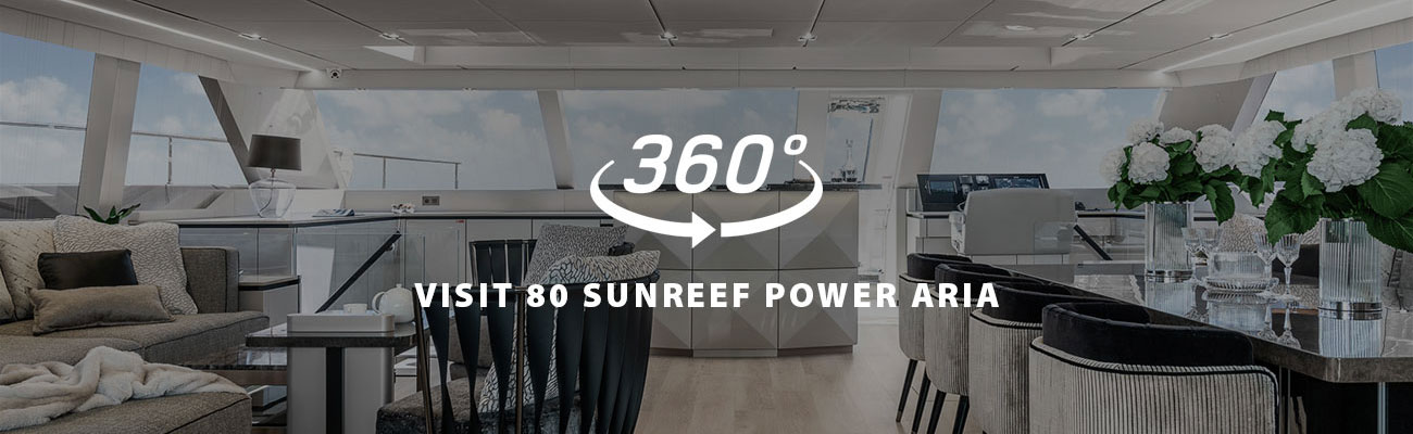80 sunreef power